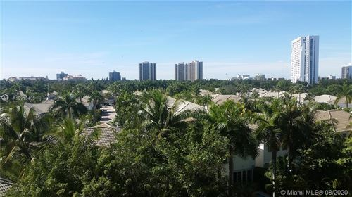 Photo of 19900 E Country Club Dr #502, Aventura, FL 33180 (MLS # A10910405)