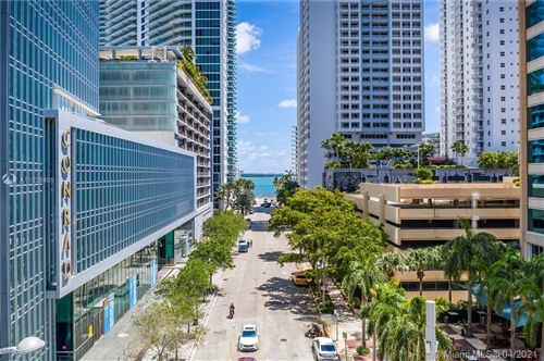 Photo of 1395 Brickell Ave #3405, Miami, FL 33131 (MLS # A11026405)