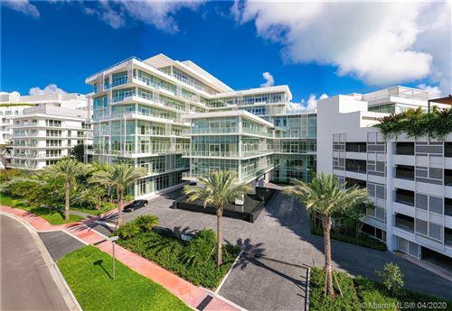 Photo of 4701 Meridian Avenue #201, Miami Beach, FL 33140 (MLS # A10827407)
