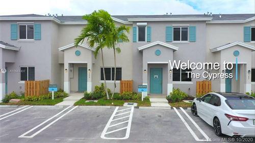 Photo of 1249 NW 4 LN #1249, Florida City, FL 33034 (MLS # A10947407)