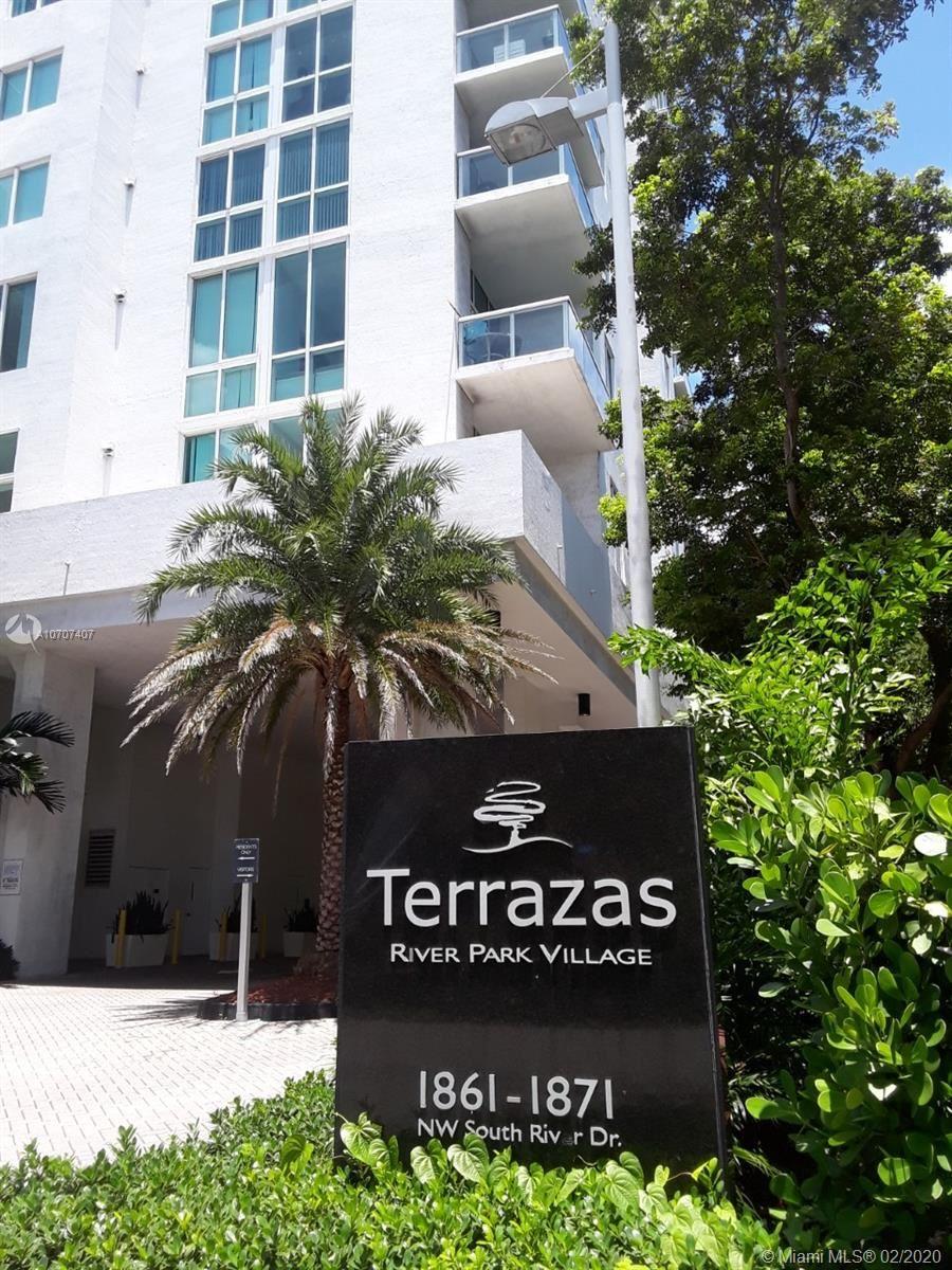 1871 NW S River Dr #608, Miami, FL 33125 - #: A10707407