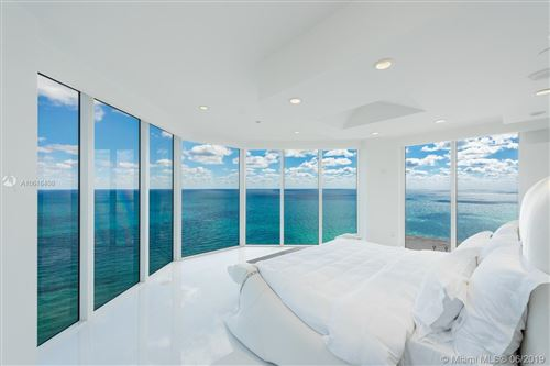 Photo of 19333 Collins Ave #PH 2501, Sunny Isles Beach, FL 33160 (MLS # A10616408)