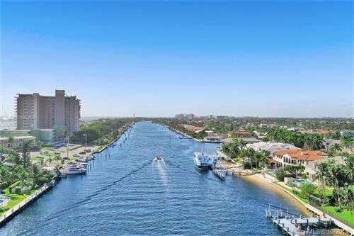 Photo of 1043 Hillsboro Mile #22C, Hillsboro Beach, FL 33062 (MLS # A10942408)