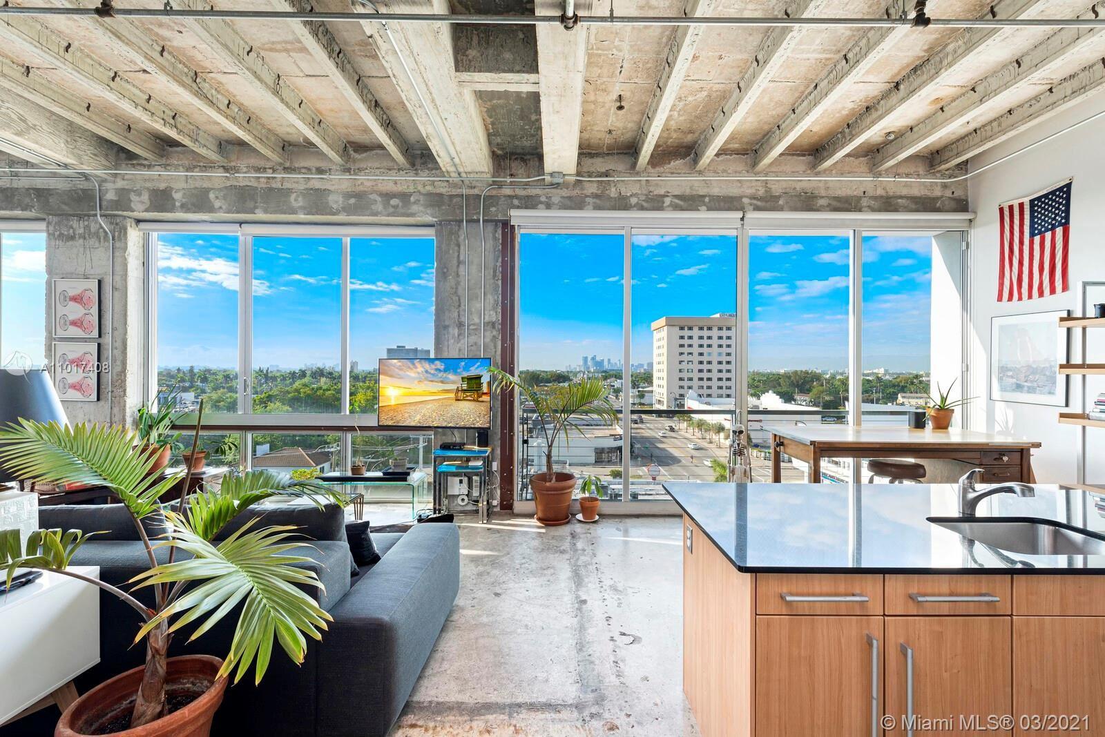 8101 Biscayne Blvd #R-608, Miami, FL 33138 - #: A11017408