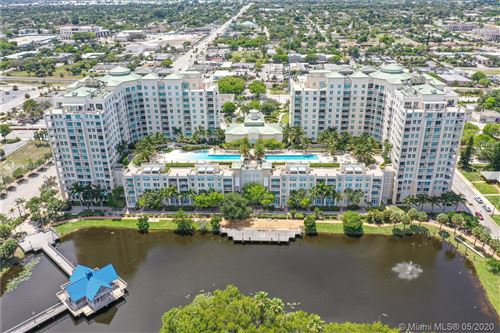 Photo of Listing MLS a10855409 in 350 N Federal Hwy #913 Boynton Beach FL 33435