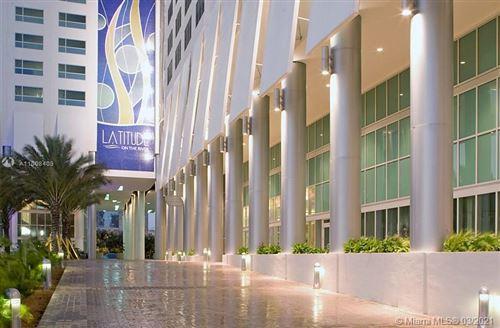Photo of 185 SW 7th St #2300, Miami, FL 33130 (MLS # A11008409)