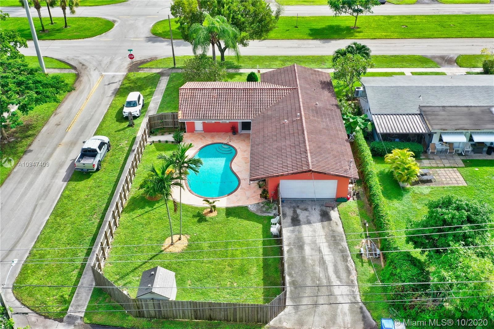 3501 W Park Rd, Hollywood, FL 33021 - #: A10947409