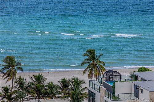 Photo of 1600 S Ocean Dr #18G, Hollywood, FL 33019 (MLS # A10759410)