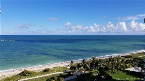 Photo of Listing MLS a10768410 in 8877 Collins Ave #1109 Surfside FL 33154