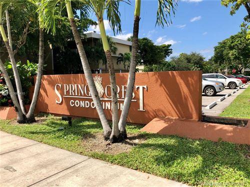 Photo of 4205 N University Dr #203, Sunrise, FL 33351 (MLS # A10985410)