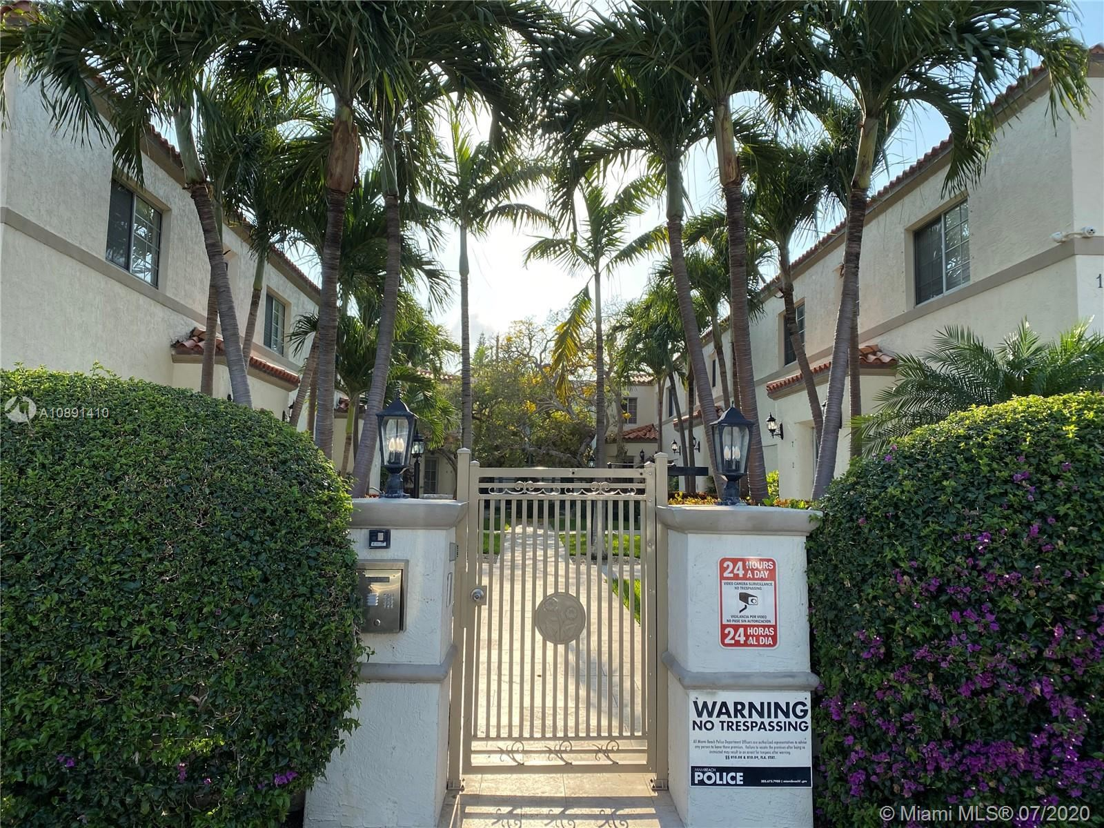1500 Pennsylvania Ave #5A, Miami Beach, FL 33139 - #: A10891410