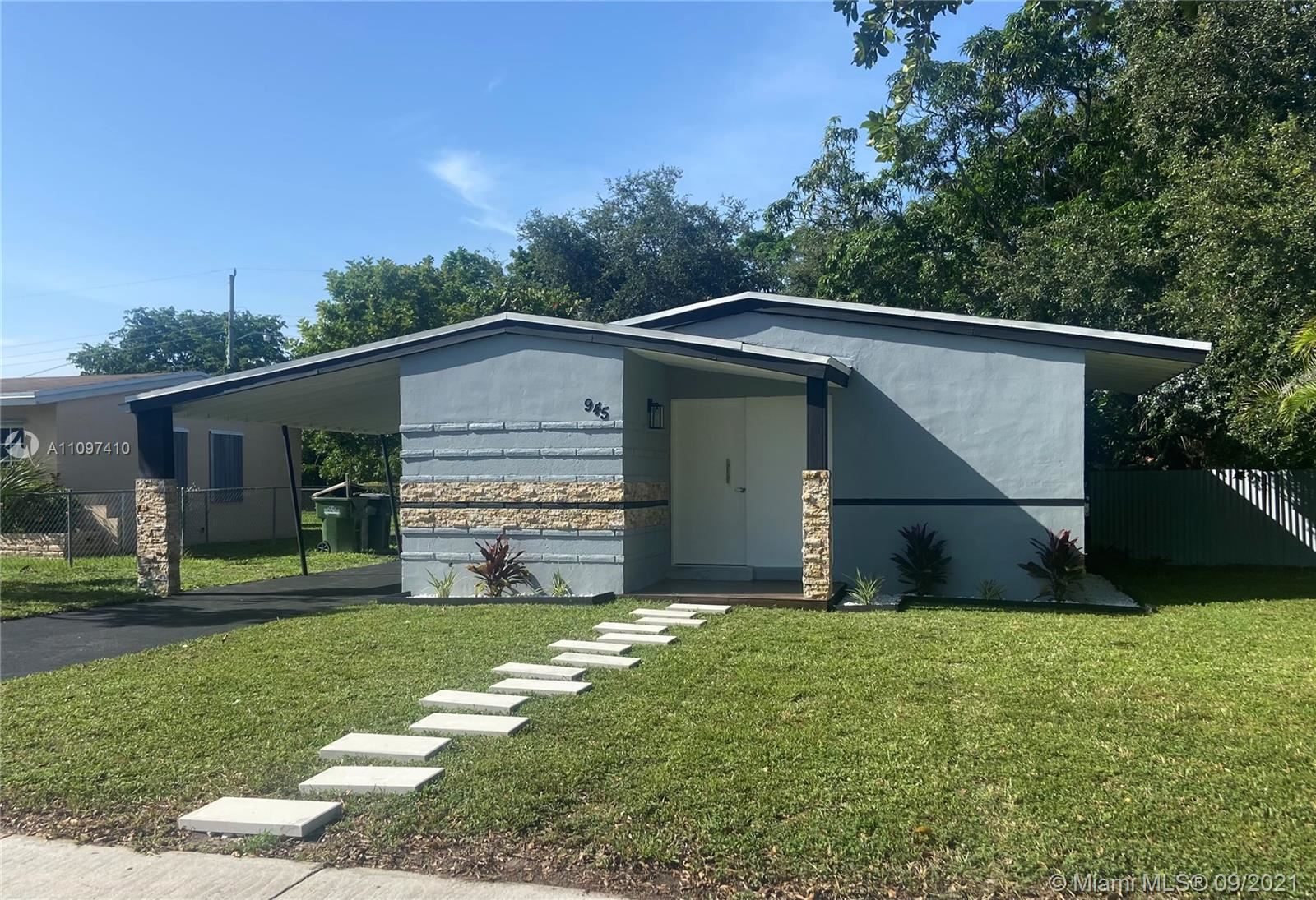 945 NW 131st St, North Miami, FL 33168 - #: A11097410