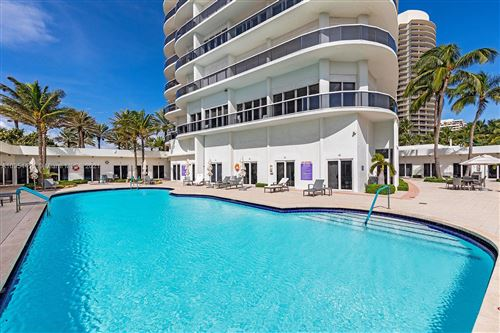 Photo of 9601 Collins Ave #T4, Bal Harbour, FL 33154 (MLS # A10954411)