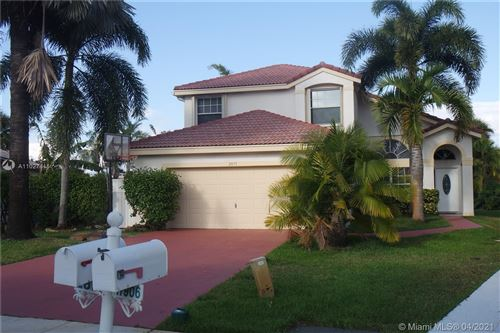 Photo of 2871 SW 179th Ave, Miramar, FL 33029 (MLS # A11027411)