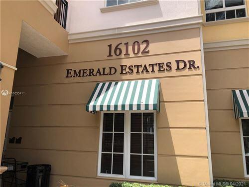 Photo of 16102 Emerald Estates Dr #232, Weston, FL 33331 (MLS # A11033411)