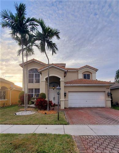 Photo of 2338 SW 125th Ave, Miramar, FL 33027 (MLS # A11082411)