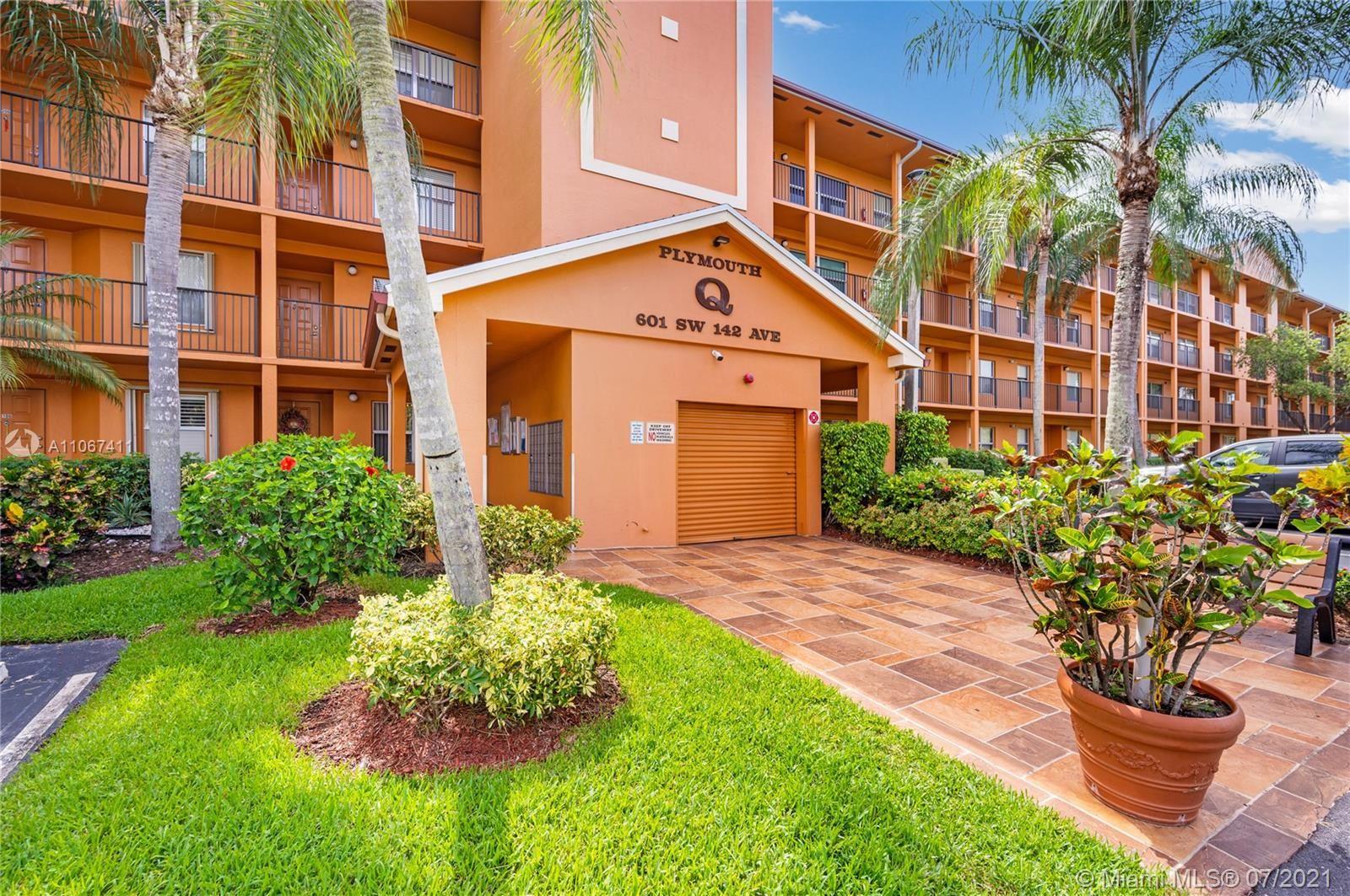 601 SW 142nd Ave #302Q, Pembroke Pines, FL 33027 - #: A11067411