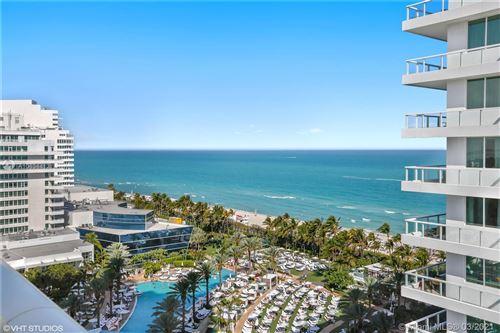 Foto de inmueble con direccion 4401 COLLINS AV #1502 Miami Beach FL 33140 con MLS A10634412