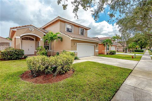 Photo of Listing MLS a10808412 in 4921 SW 152nd Ave Miramar FL 33027