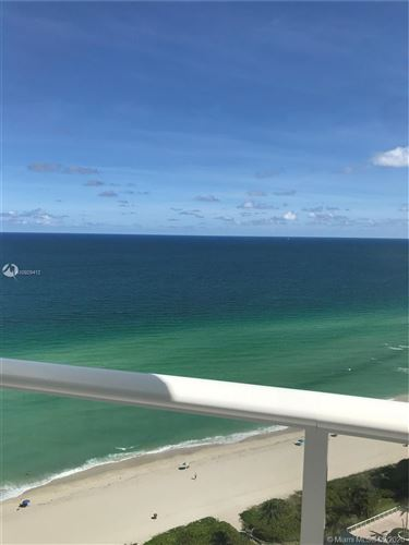 Photo of 16485 Collins Ave #2538, Sunny Isles Beach, FL 33160 (MLS # A10929412)