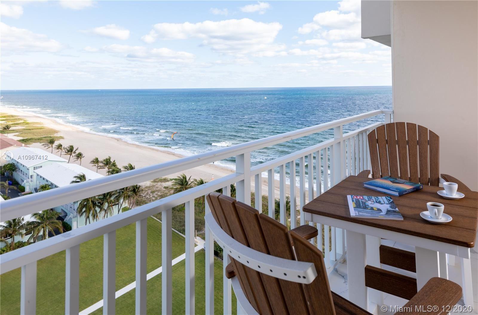 5200 N Ocean Blvd #1504E, Lauderdale by the Sea, FL 33308 - #: A10967412