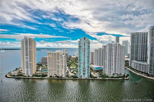 Photo of 335 S Biscayne Blvd #4101, Miami, FL 33131 (MLS # A10949413)