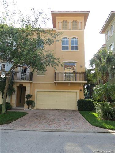 Photo of 2472 San Pietro Cir #2472, Palm Beach Gardens, FL 33410 (MLS # A11059413)