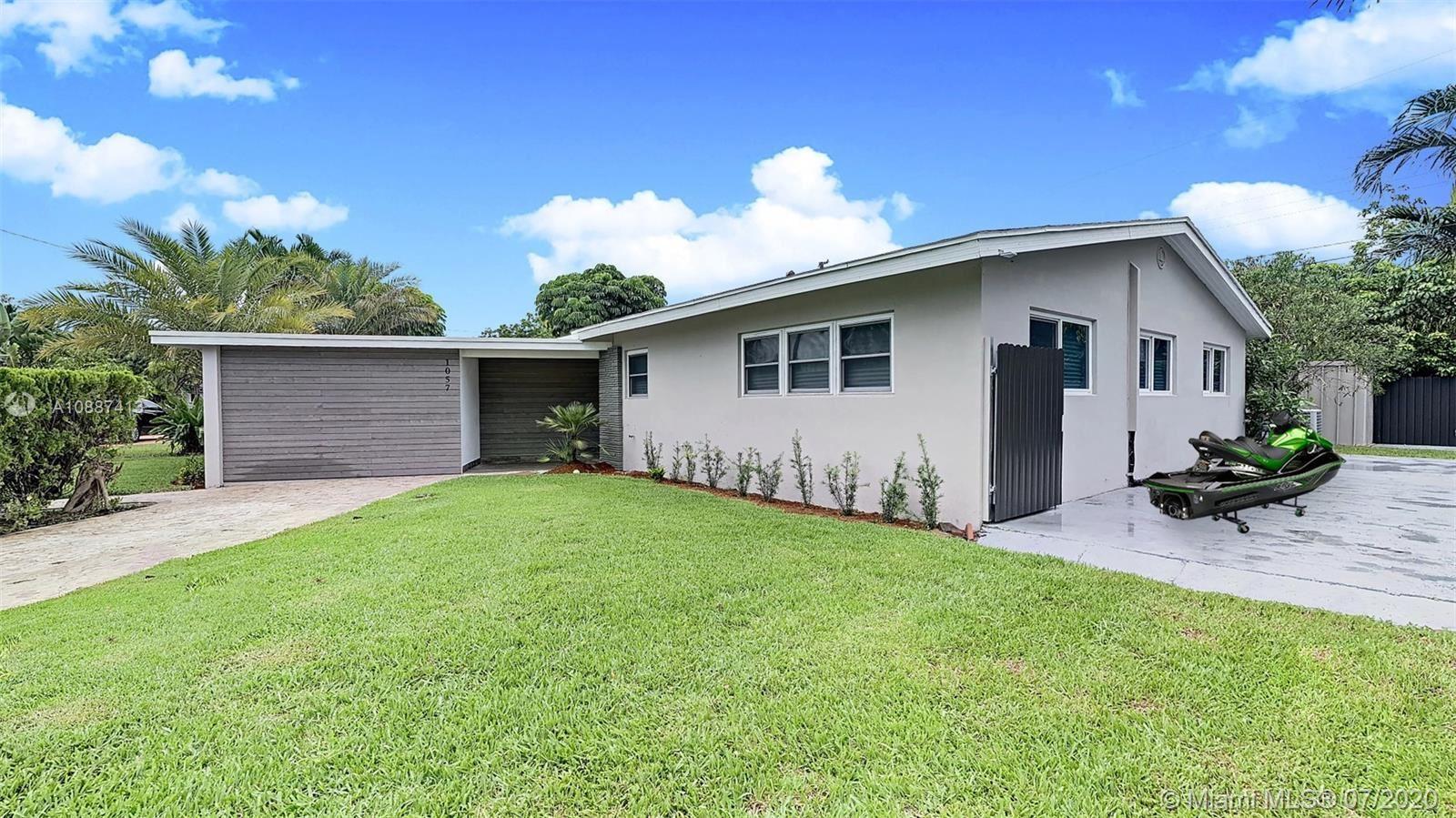 1057 NE 109 th st, Miami, FL 33161 - #: A10887413