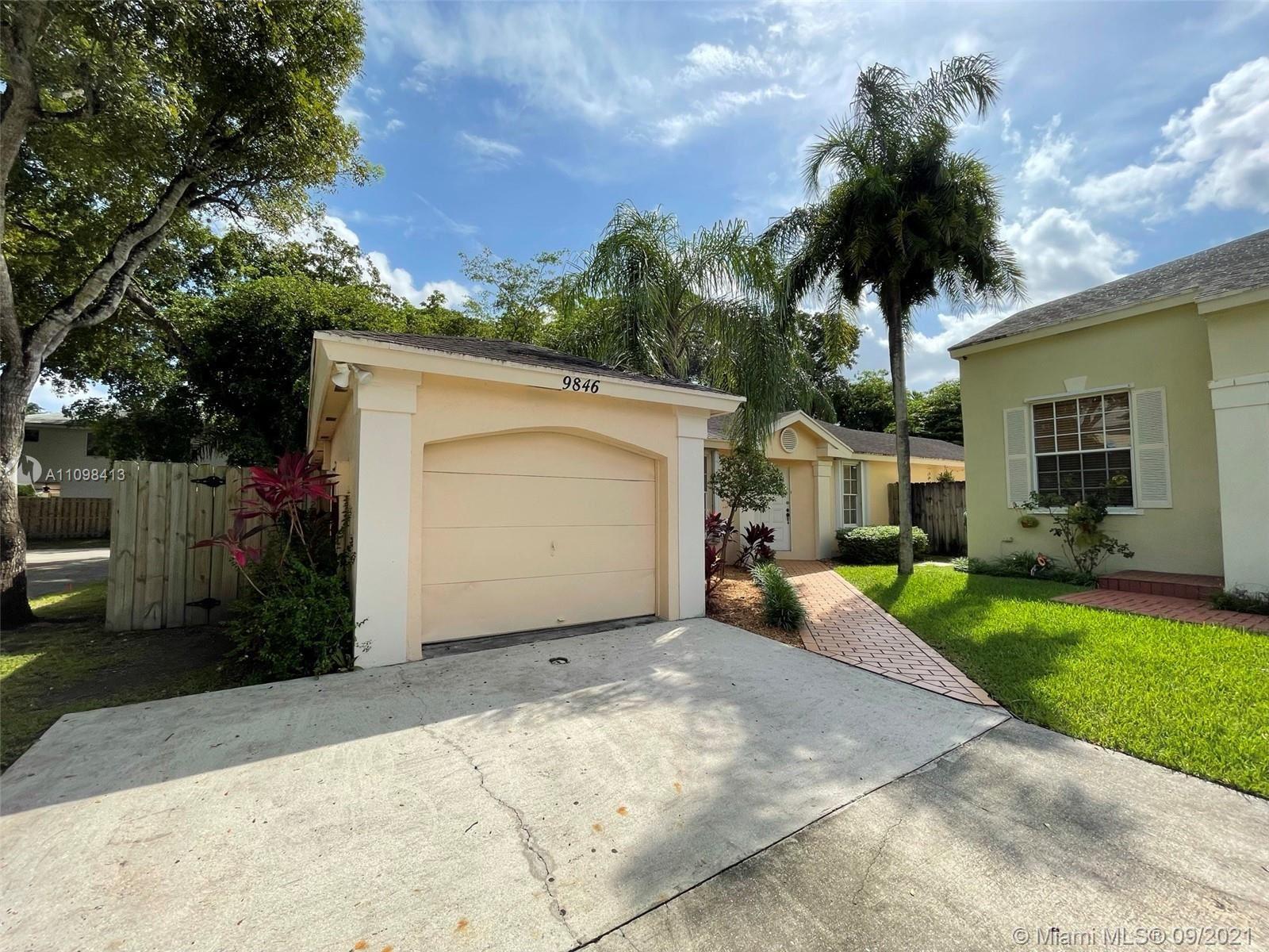 9846 SW 117th Ct, Miami, FL 33186 - #: A11098413