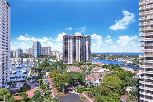 Photo of Listing MLS a10770414 in 19400 Turnberry Way #911 Aventura FL 33180