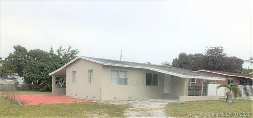 Photo of Listing MLS a10810414 in 4385 NW 170th St Miami Gardens FL 33055