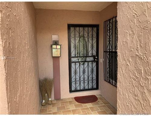 Photo of 1766 NW 58th Ave #10, Lauderhill, FL 33313 (MLS # A11030414)