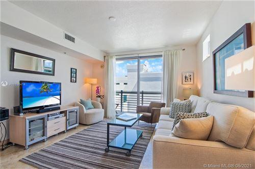 Photo of 110 Washington Ave #1812, Miami Beach, FL 33139 (MLS # A11038414)