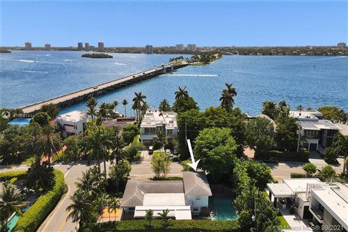 Photo of 9701 W Broadview Dr, Bay Harbor Islands, FL 33154 (MLS # A11097414)