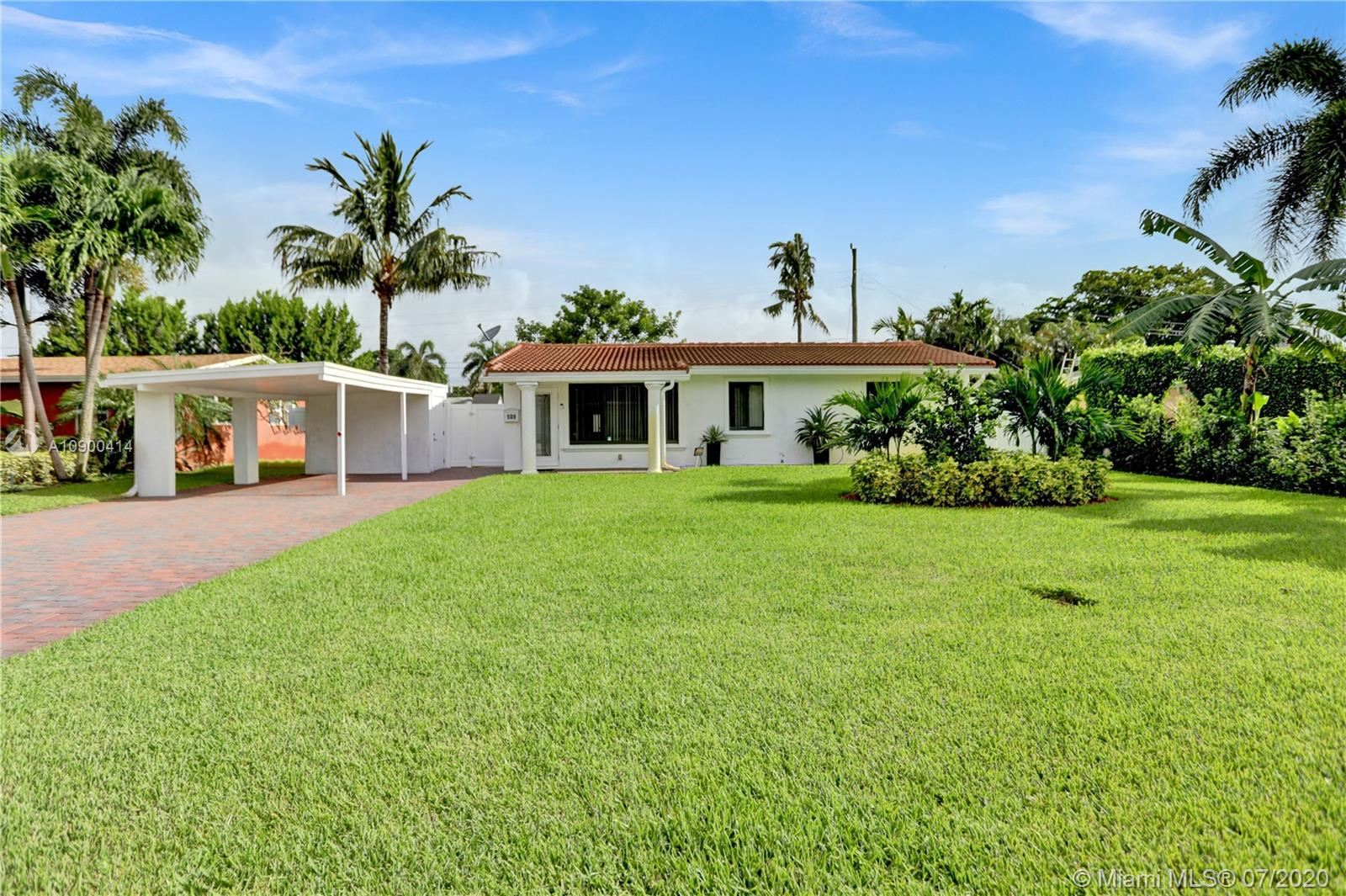 509 NE 27th Dr, Wilton Manors, FL 33334 - #: A10900414
