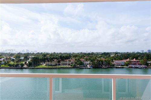 Photo of Listing MLS a10797415 in 5600 Collins Ave #8G Miami Beach FL 33140
