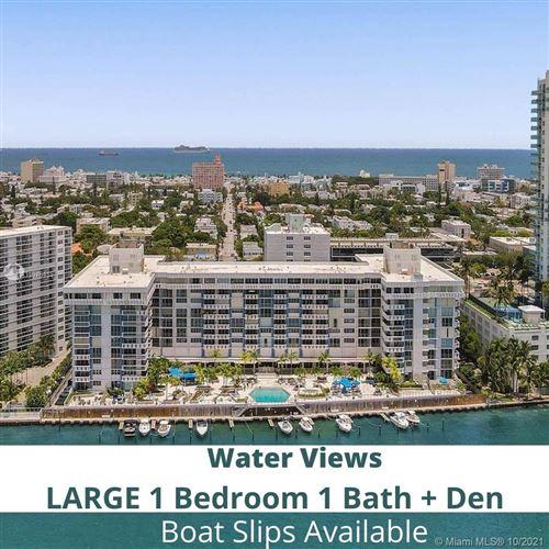 Photo of 800 W West Ave #PH06, Miami Beach, FL 33139 (MLS # A11076415)