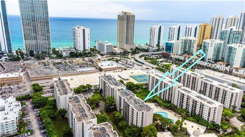 Photo of 17011 N Bay Rd #608, Sunny Isles Beach, FL 33160 (MLS # A11114415)