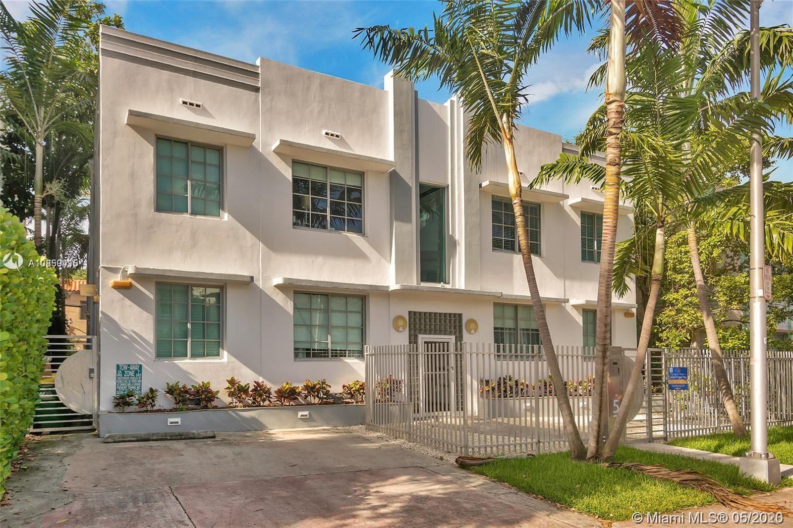 526 15th St #7, Miami Beach, FL 33139 - #: A10859415