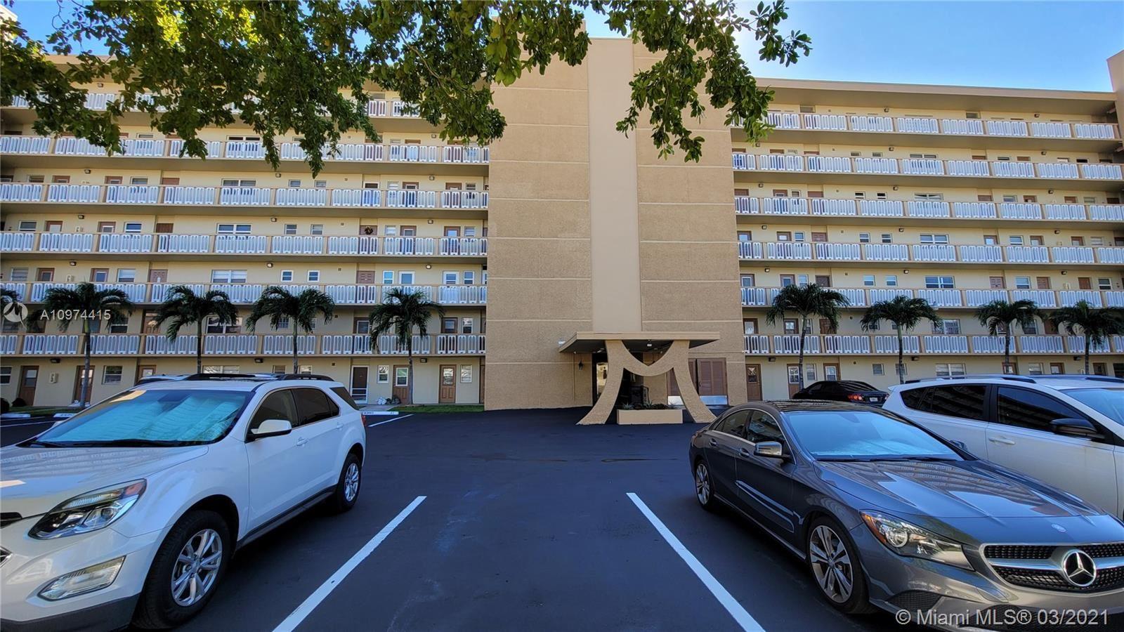 620 NE 12th Ave #707, Hallandale Beach, FL 33009 - #: A10974415