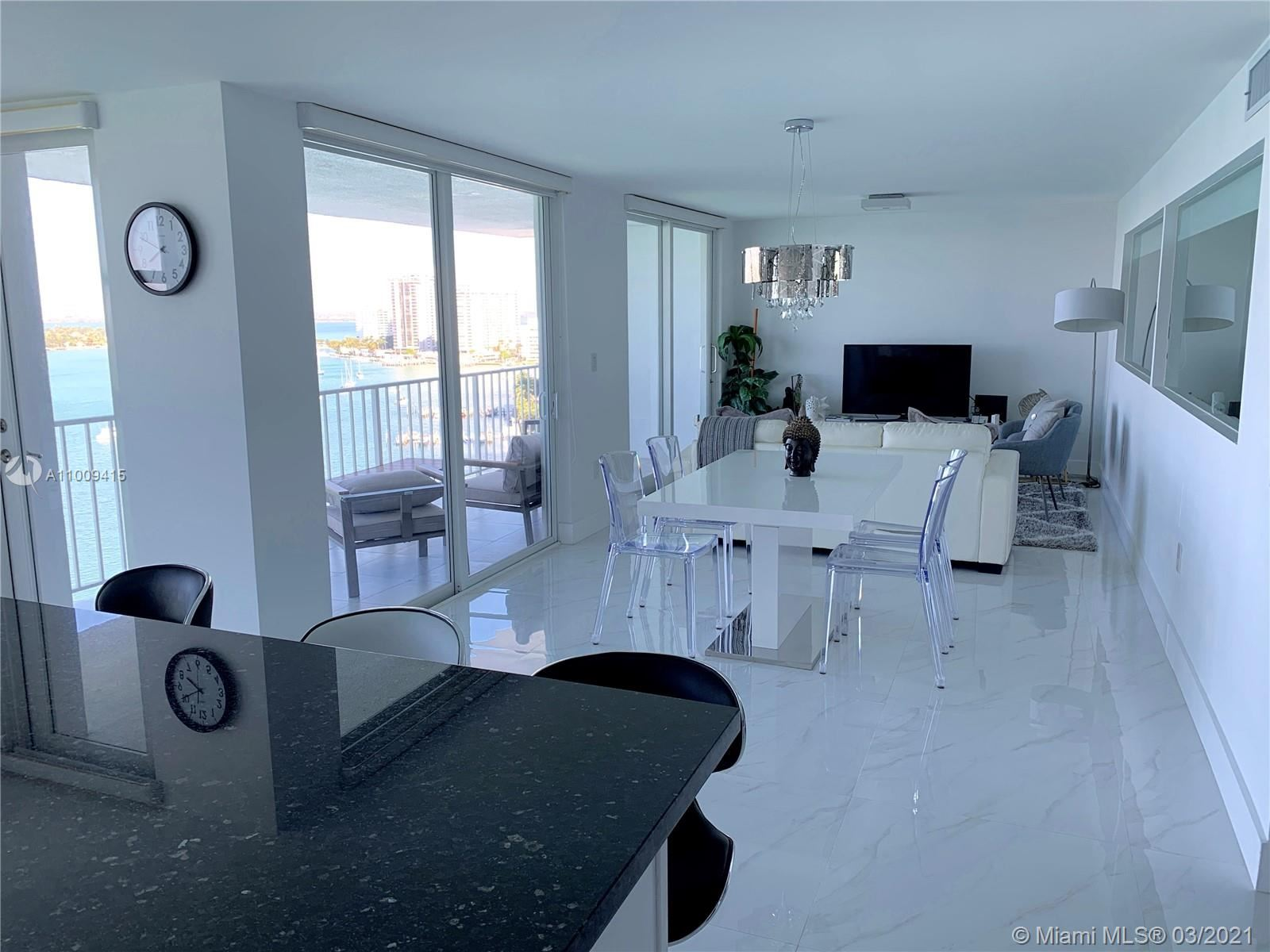Photo of 1228 West Ave #1502, Miami Beach, FL 33139 (MLS # A11009415)