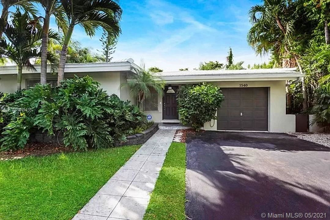 1540 Miller Rd, Coral Gables, FL 33146 - #: A11040415