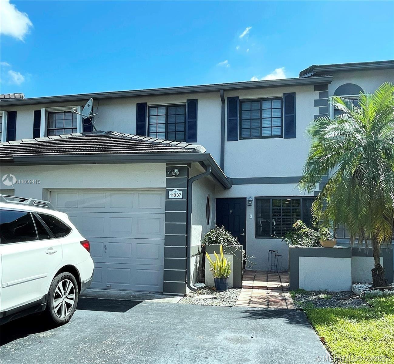11037 SW 154th Pl #11037, Miami, FL 33196 - #: A11092415