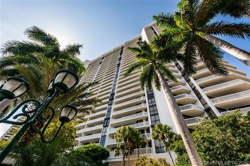 Photo of 2000 Island Blvd #2104, Aventura, FL 33160 (MLS # A10873416)