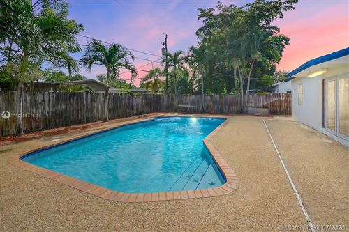 Photo of 6455 Pershing St, Hollywood, FL 33024 (MLS # A10885416)