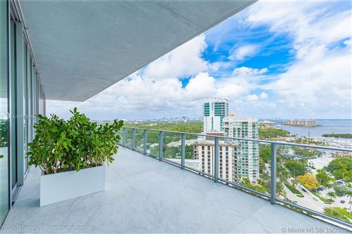 Photo of 2669 S Bayshore Dr #1902N, Coconut Grove, FL 33133 (MLS # A10890416)