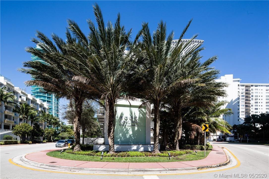 6000 Collins Ave #520, Miami Beach, FL 33140 - #: A10857416