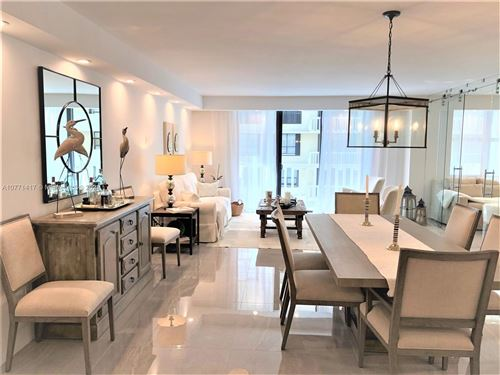 Photo of 9801 Collins Ave #12F, Bal Harbour, FL 33154 (MLS # A10771417)