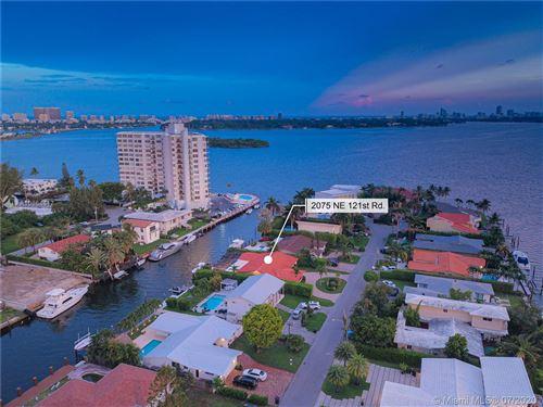 Photo of 2075 NE 121st Rd, North Miami, FL 33181 (MLS # A10864417)