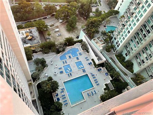Photo of 1800 N Bayshore Dr #3502, Miami, FL 33132 (MLS # A11006417)